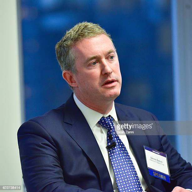 Dennis Schuh attends The Commercial Observer Financing Commercial Real Estate at 666 Fifth Avenue on November 15 2016 in New York City