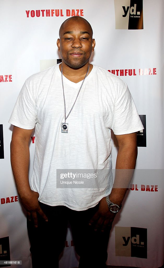 Dennis White attends 'Youthful Daze' Season 4 Premiere Party at Bugatta on July 22 2015 in Los Angeles California