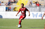 Dennis Widgren of Ostersunds FK during the allsvenskan match between Ostersunds FK and Jonkopings Sodra IF at Jamtkraft Arena on July 10 2016 in...