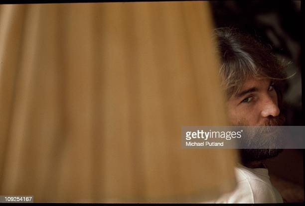 Dennis Wilson of the Beach Boys portrait New York 1978