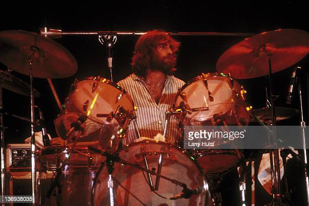 Dennis Wilson performing with 'The Beach Boys' at the Memorial Auditorium in Sacramento California on November 21 1973