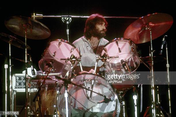 Dennis Wilson performing with 'the Beach Boys' at the Sacramento Memorial Auditorium in Sacramento California on November 21 1973