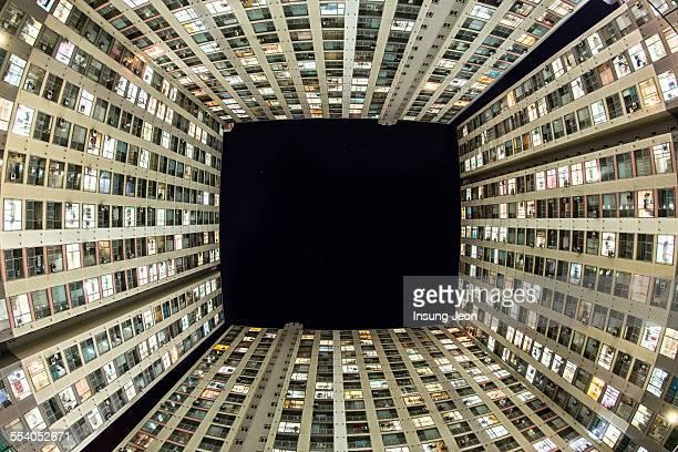 Density apartment