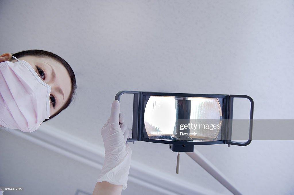 dental care,medical treatment : Stock Photo