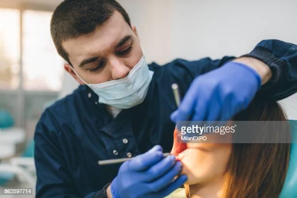 Dental exam