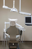 Dentist chair and equipment