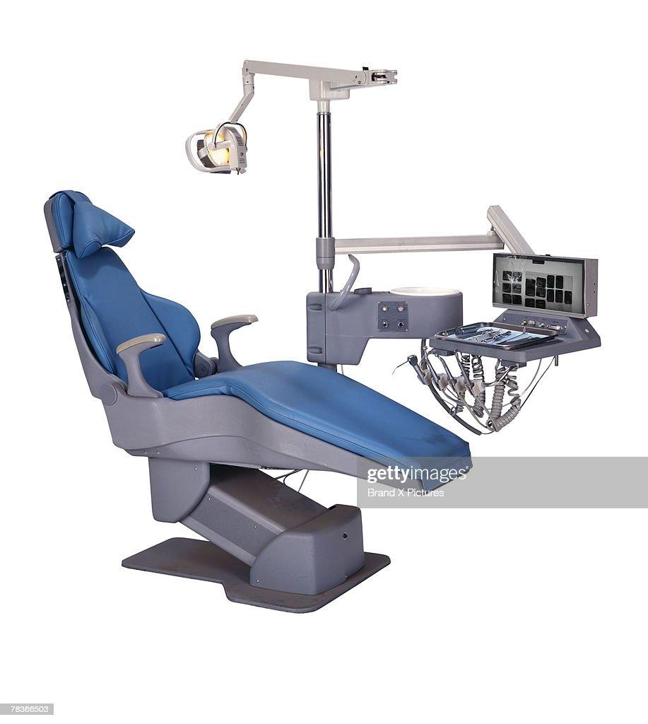 Dentist chair : Stock Photo