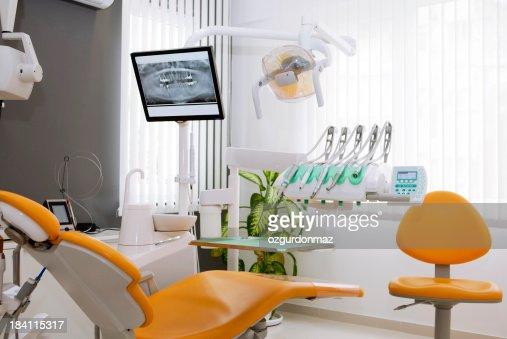 歯科医のオフィス