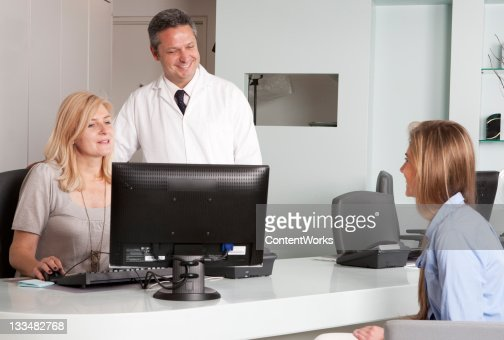 Dentist's Reception