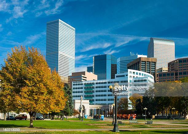 Denver Downtown and Civic Center Park