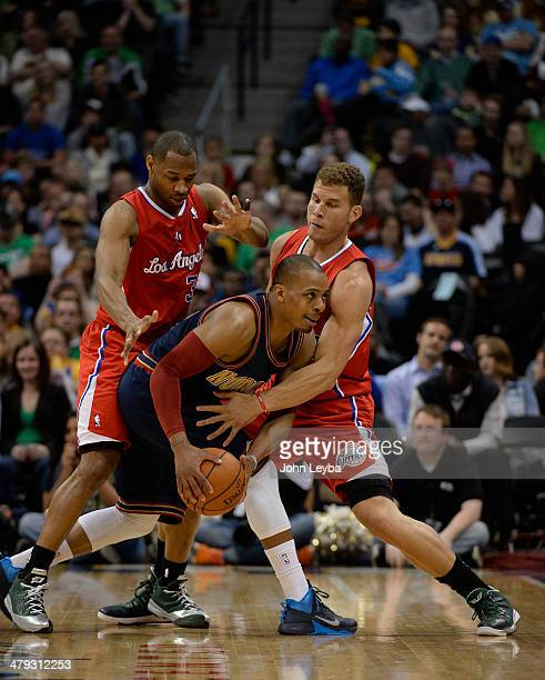 Denver Vs Kings: Willie Green Basketball Player Stock Photos And Pictures