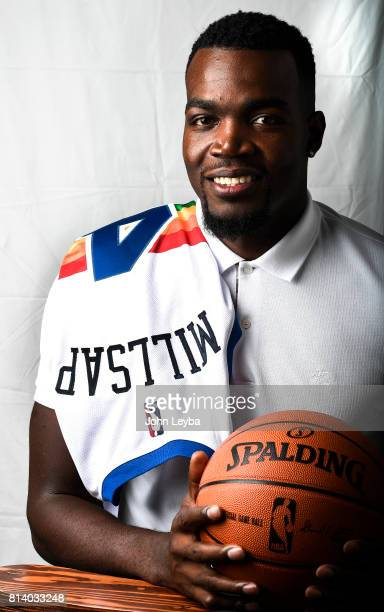 Denver Nuggets officially announced the signing of Paul Millsap on July 13 2017 at a press conference at the Montbello Rec Center Millsap was treated...
