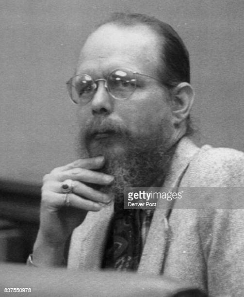 Denver PostAuth Editor Jerry ClevelandConvicted murderer Park Estep listens to testimony by Ottis Toole Monday Toole testified that he had no part in...
