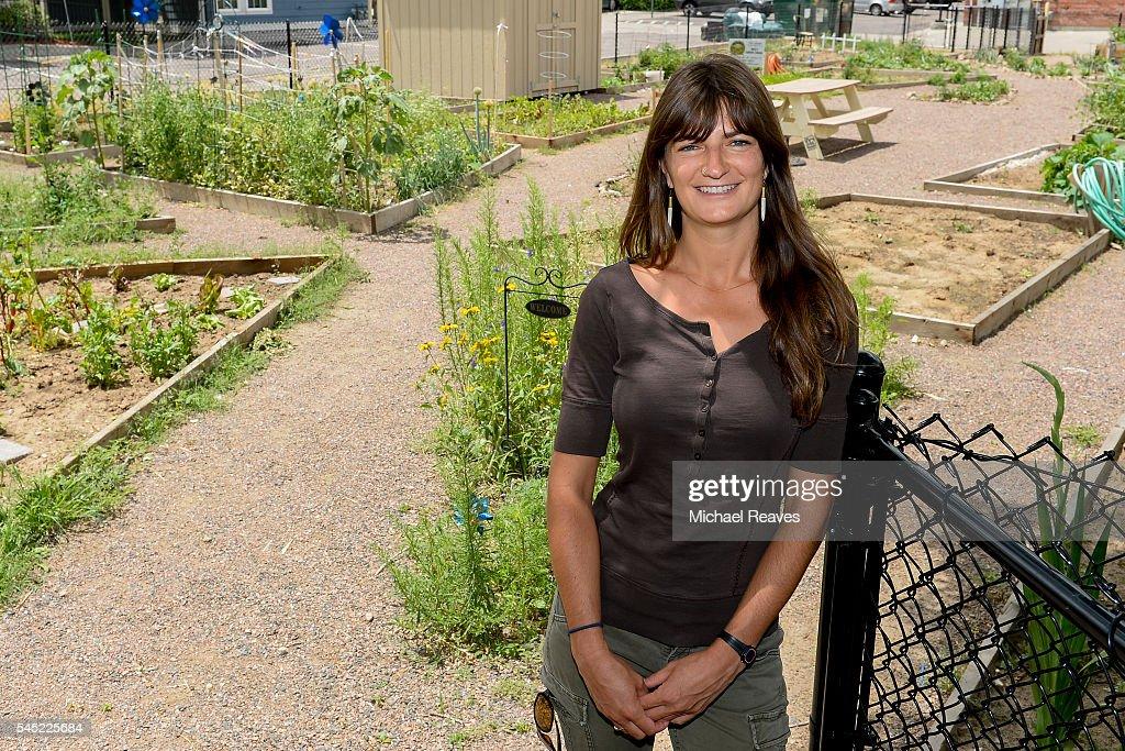 Superb Denver Urban Gardenu0027s Seeds And Transplant Program Director Jessica Romer  Photographed At A Community Garden On
