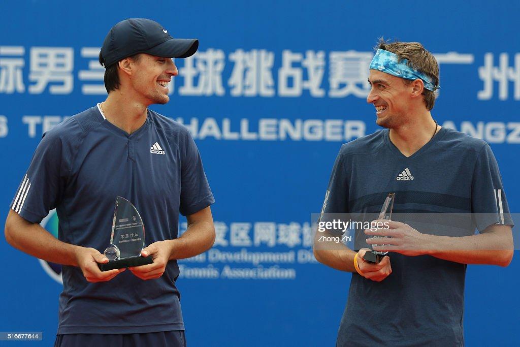 2016 ATP Challenger Tour - 2