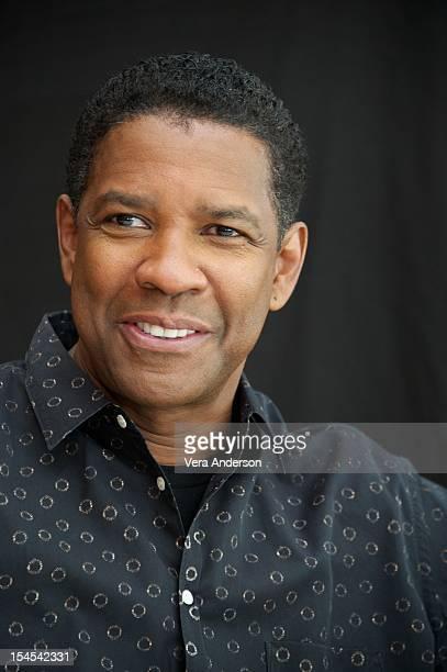 Denzel Washington at the 'Flight' Press Conference at the Four Seasons Hotel on October 20 2012 in Beverly Hills California