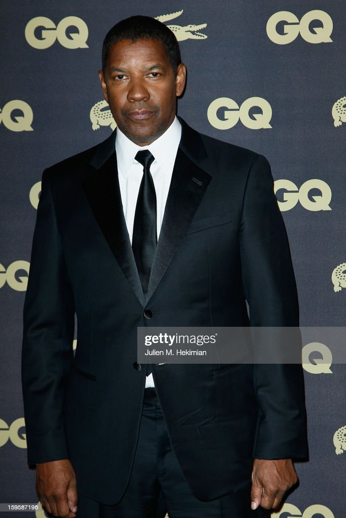 <a gi-track='captionPersonalityLinkClicked' href=/galleries/search?phrase=Denzel+Washington&family=editorial&specificpeople=171332 ng-click='$event.stopPropagation()'>Denzel Washington</a> attends GQ Men of the year awards 2012 at Musee d'Orsay on January 16, 2013 in Paris, France.