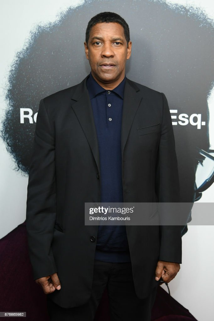"""Roman J. Israel, Esq."" New York Screening - Arrivals"