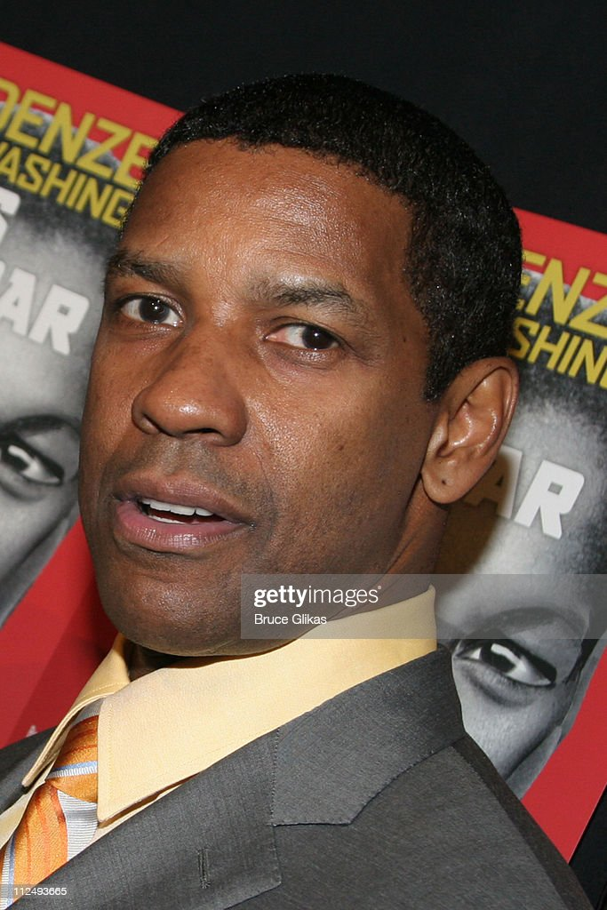 <a gi-track='captionPersonalityLinkClicked' href=/galleries/search?phrase=Denzel+Washington&family=editorial&specificpeople=171332 ng-click='$event.stopPropagation()'>Denzel Washington</a> during Opening Night Party for 'Julius Caesar' on Broadway at Gotham Hall in New York City, New York, United States.