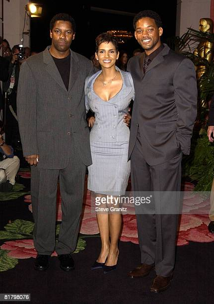 Denzel Washington Halle Berry Will Smith