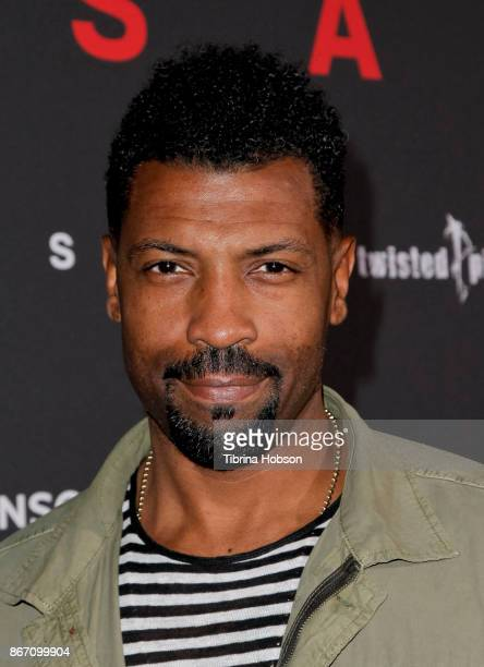 Deon Cole attends the premiere of Lionsgate's 'Jigsaw' at ArcLight Hollywood on October 25 2017 in Hollywood California