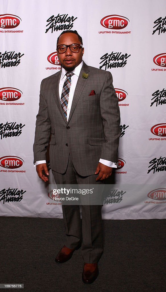Deon Kipping attends the 28th Annual Stellar Awards at Grand Ole Opry House on January 19, 2013 in Nashville, Tennessee.