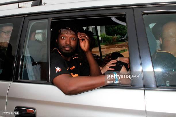 KARABOUE Depart dans le Nord de la Cote d'Ivoire porter des dons Voyage Humanitaire en Cote d'Ivoire Daouda KARABOUE coeur d'Afrique