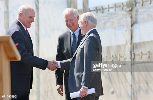 Department of Homeland Security John Kelly Ron Johnson Chairman of the Senate Committee on Homeland Security and Governmental Affairs and Attorney...