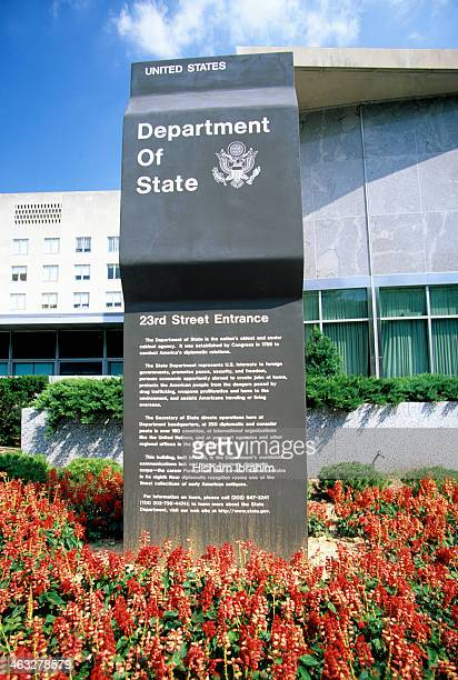 Department of State Building, Washington DC, USA