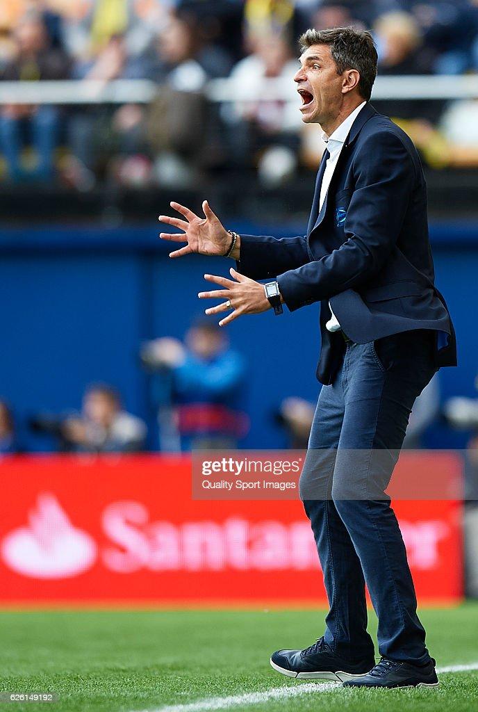 Villarreal CF v Deportivo Alaves - La Liga