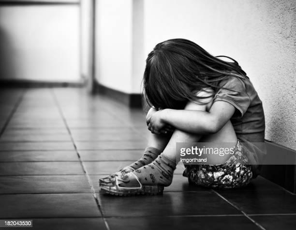 Ein deprimierter Kid
