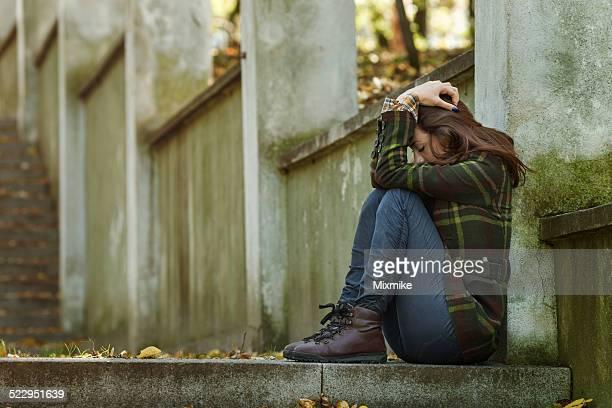 Depresión o tristeza chica