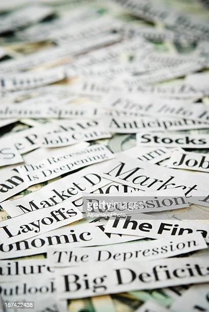 Triste economía noticias-XIV