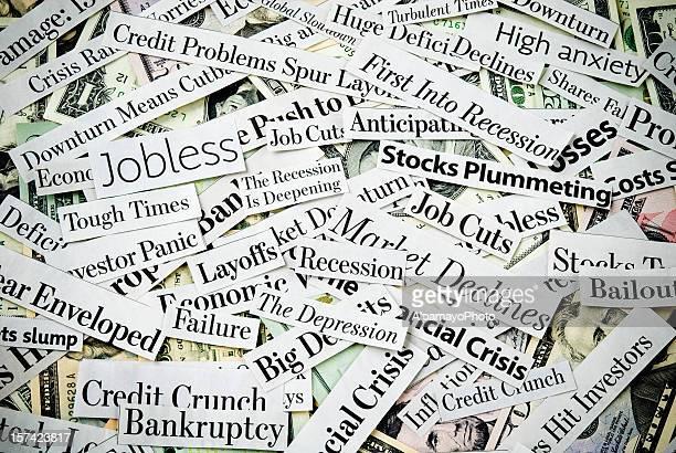 Triste economía noticias-XIX