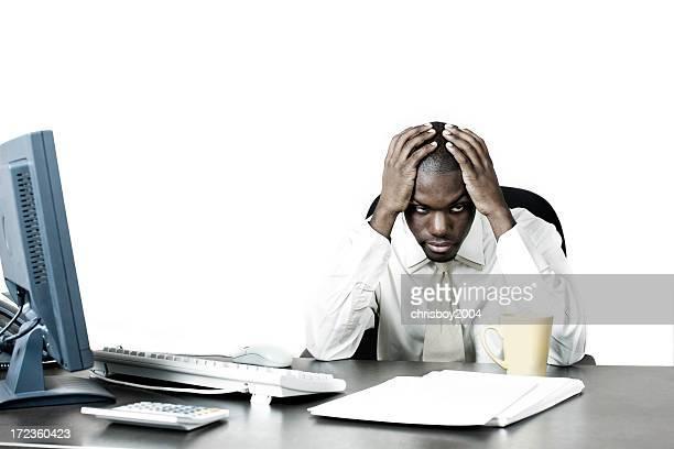 Depression in Arbeit
