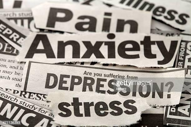 depression etc