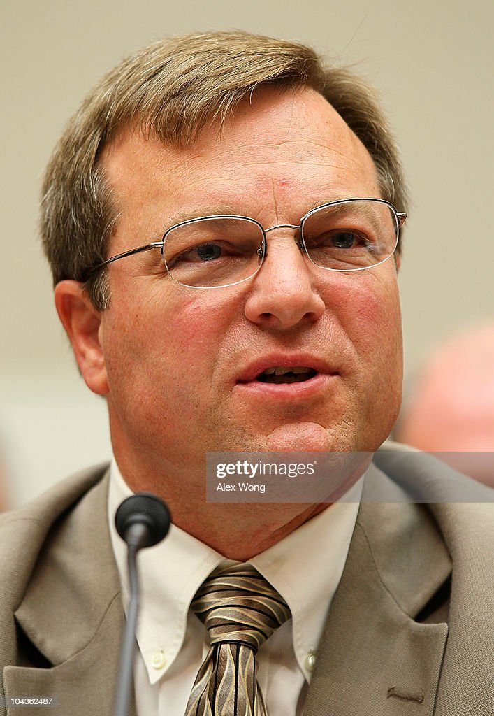 Deputy Commissioner for Foods at the Food and Drug Administration Michael Taylor testifies during a hearing before the Oversight and Investigations...