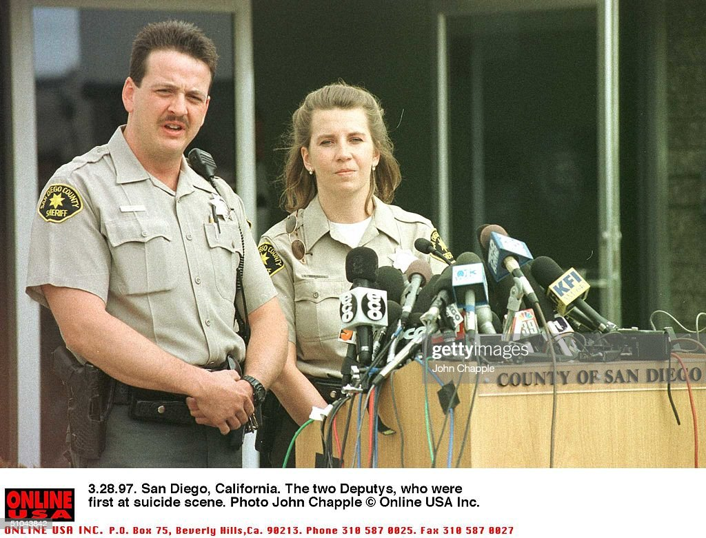 Deputy's Robert Brunk And Laura Gacek From The Sherrifs Department Were The Ones Who Discovered The Bodies