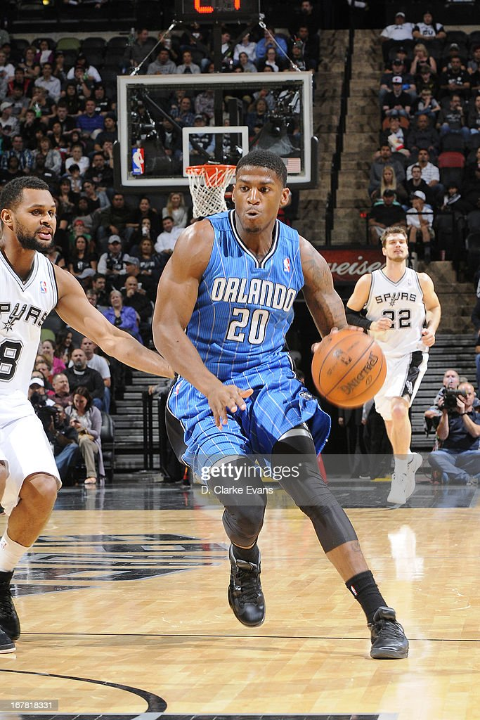 Orlando Magic v San Antonio Spurs