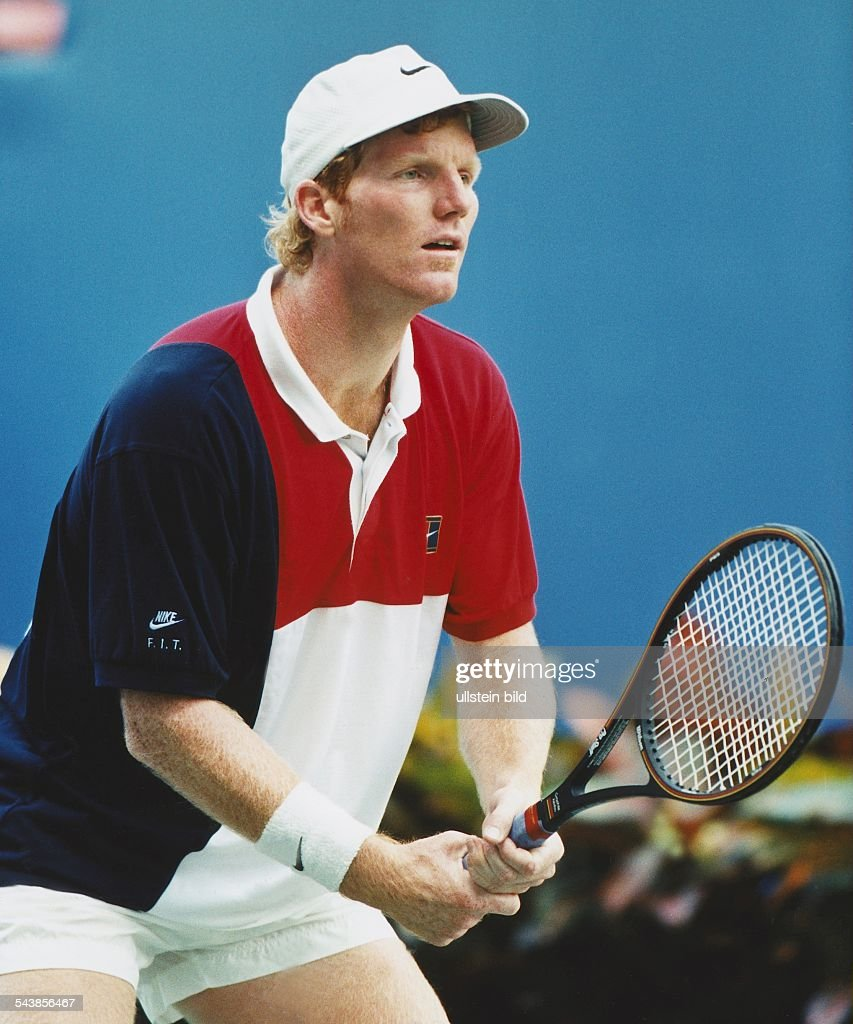 Courier Jim Tennis