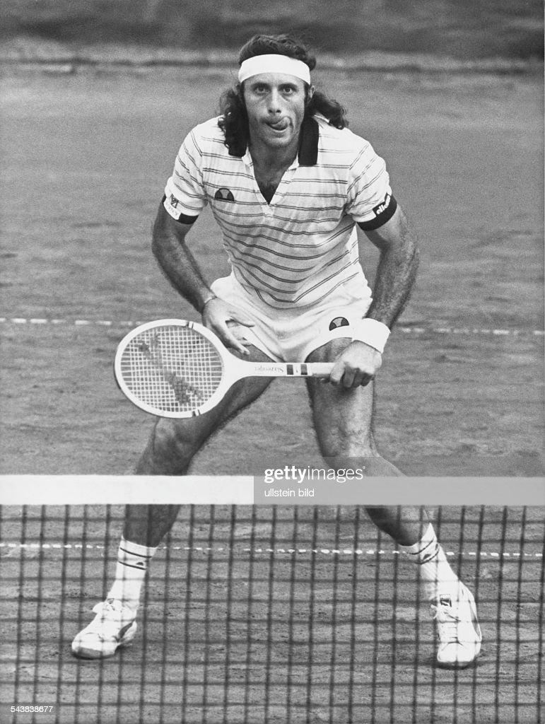 Vilas Guillermo Tennisspieler