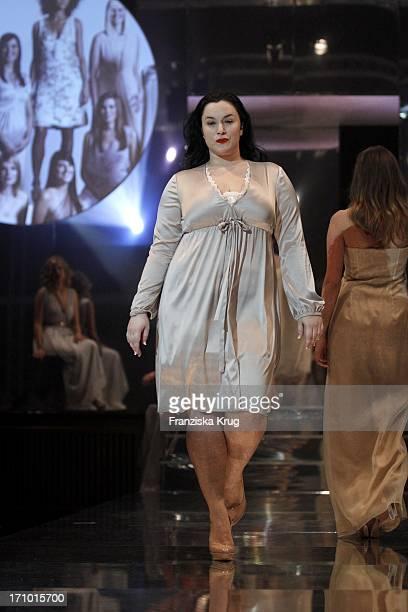 Der Brigitte Fashion Event In Der Alten Kongresshalle In München