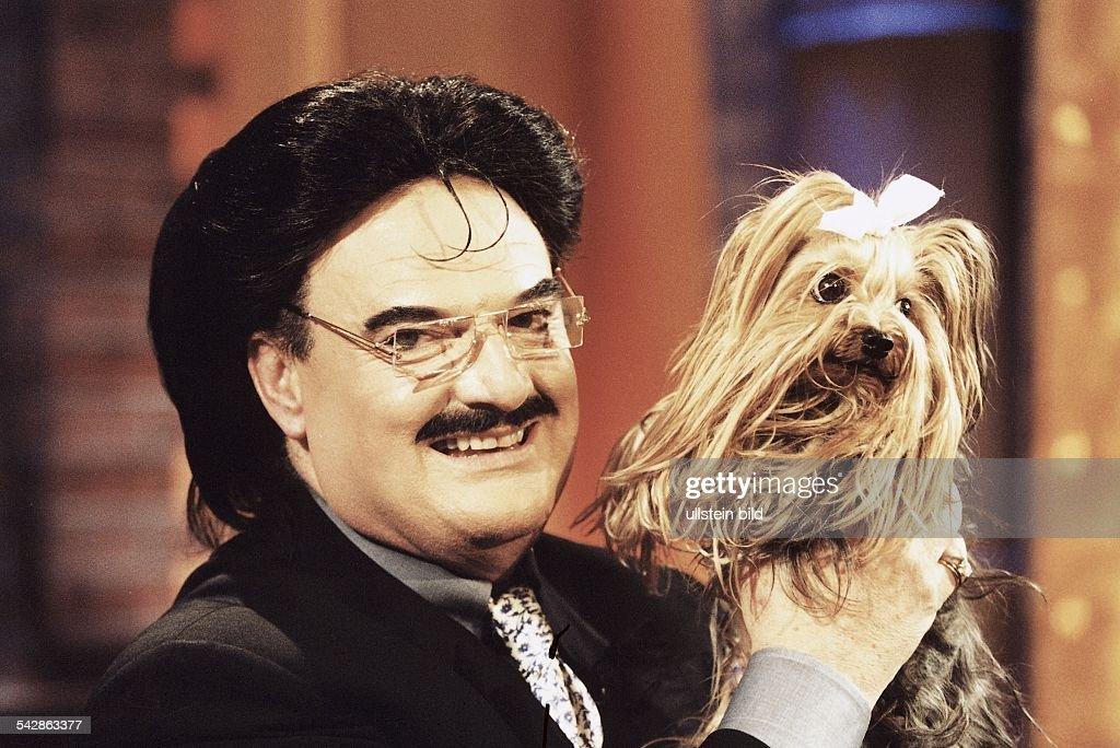 Moshammer Mit Hund