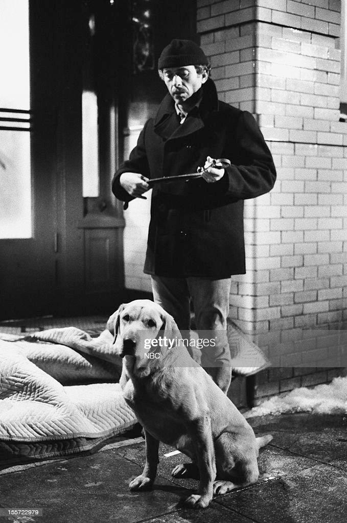 BLUES 'Der Roachenkavalier' Episode 714 Pictured Bruce Weitz as Det Mick Belker