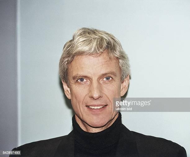 Der Schauspieler Mathieu Carrière Aufgenommen Dezember 1999