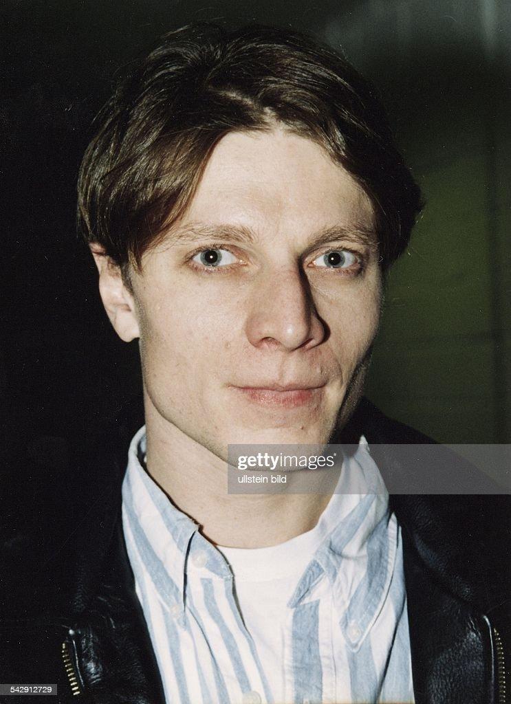 Der Schwimmer Steffen Zesner. Aufgenommen Februar 1997.