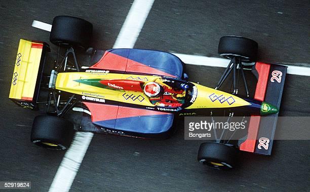 GP der USA 1990 Phoenix Eric BERNARD LAMBORGHINI