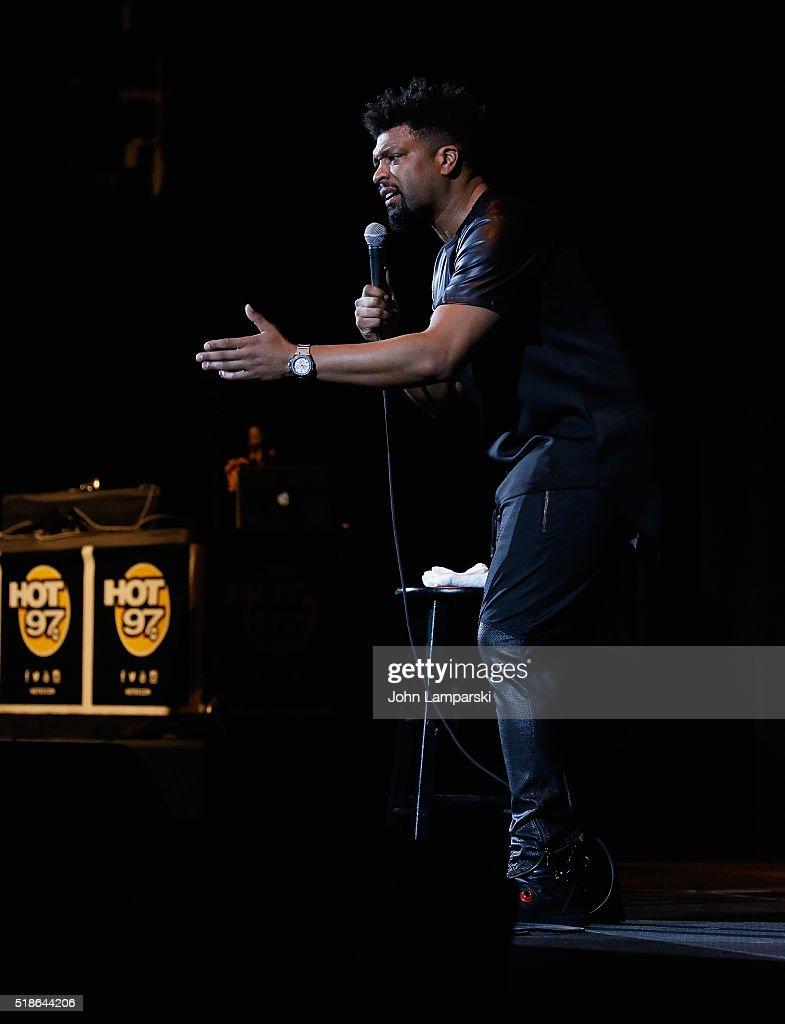 Hot 97 Presents April Fools Comedy Show Getty Images