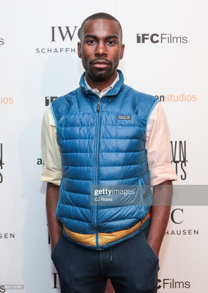 DeRay McKesson attends the New York premiere of 'Crown Heights' at The Metrograph on August 15, 2017 in New York City.