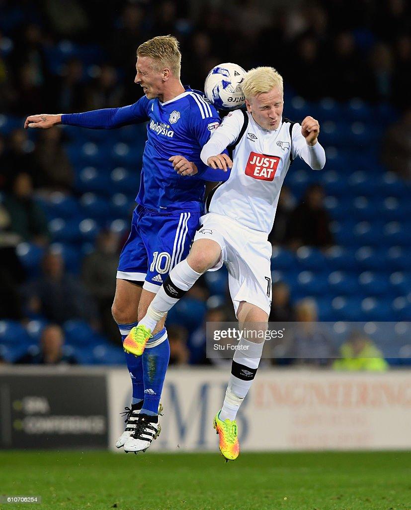Cardiff City v Derby County - Sky Bet Championship